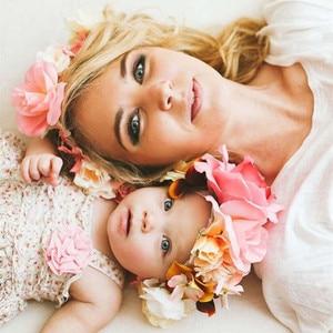 Mom Baby Matching Headband 100