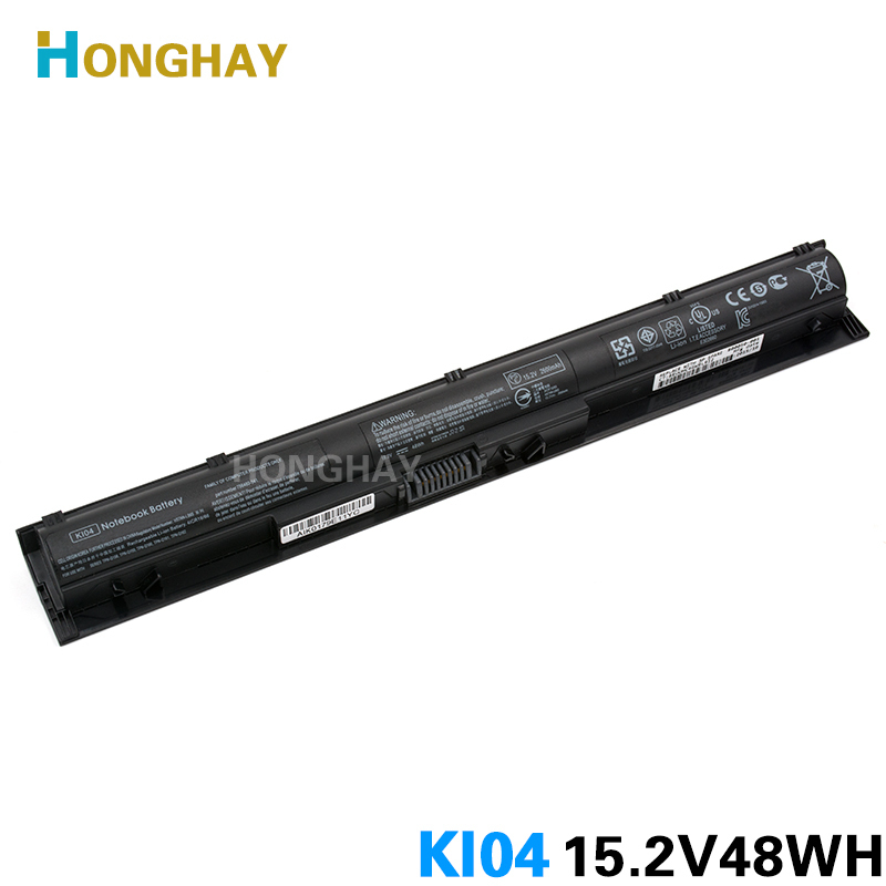 HONGHAY KI04 Battery for HP Pavilion 14-ab000 15-ab000 17-g000~17-g099 NB 15-ak Series HSTNN-DB6T HSTNN-LB6S 800049-001HONGHAY KI04 Battery for HP Pavilion 14-ab000 15-ab000 17-g000~17-g099 NB 15-ak Series HSTNN-DB6T HSTNN-LB6S 800049-001