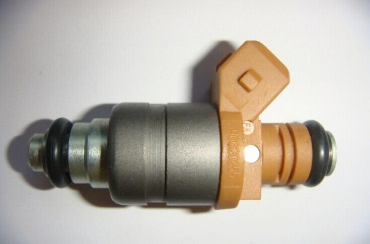 4PCS Fuel Injector For Chevrolet Daewoo Matiz 0.8 1.0 Petrol 0986022101 10455503 96275481 new starter for chevrolet daewoo pontiac matiz 1 0l suzuki