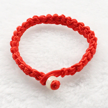 CHENFAN Red thread bracelet women's bracelets red thread bracelet women's Fashion Red Thread String Red Handmade Rope jewelry red