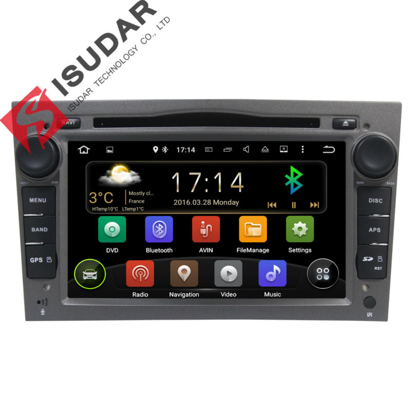 font b Android b font 5 1 1 7 Inch Car DVD Player For OPEL