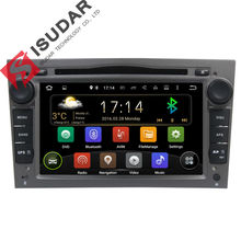 Android 5.1.1 Için 7 Inç Araba DVD Oynatıcı OPEL ASTRA/Zafira/Combo Ile Canbus GPS Navigasyon Radyo FM USB WIFI Quad Core 1.6 GHZ
