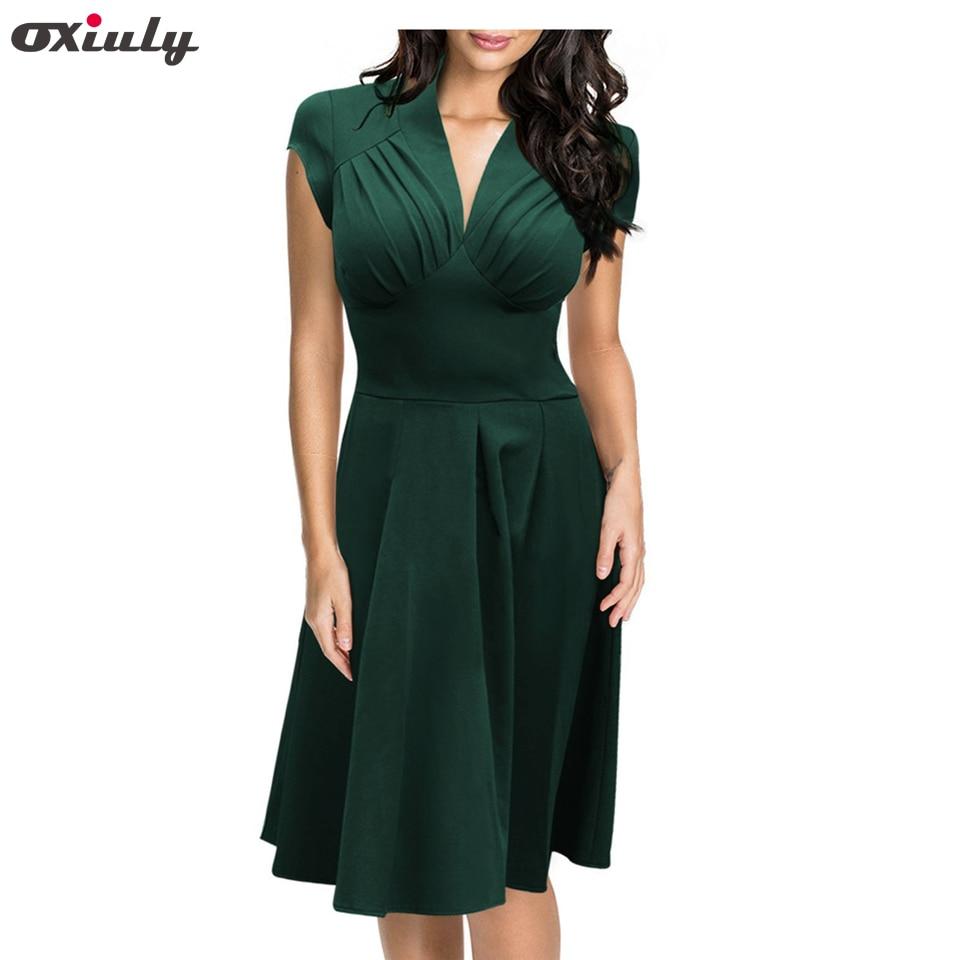Oxiuly New Fashion 2016 Summer Women Formal Bodycon Dress