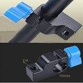 "Professional 1/4"" Thread Mount Rail Block Rod Clamp Rig 15mm Rod DSLR Rig Support Rail System Follow Focus Magic Arm Monitor Rig"