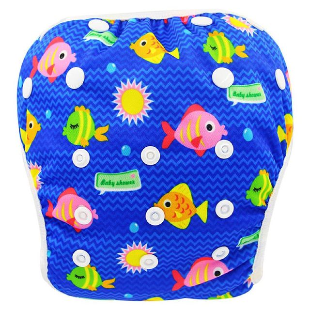 Reusable Baby Swim Diaper