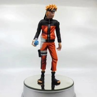 25CM Japanese anime figure Naruto action figure comic ver action figure collectible model toys for boys