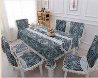 Hot Sale Korean Style Lace Table Cloth For Home Hotel Wedding Party Coffee Restaurant Table Cover