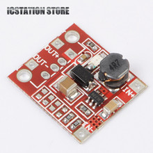 2pcs 1A 3V to 5V DC-DC Converter Step Up Boost Module DC Power Supply for Arduino