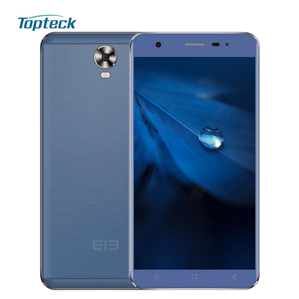 "bilder für ELEFON A1 3G Smartphone 5,0 ""HD 1280*720 MTK6580 Quad Core Android 6.0 Handy 1 GB + 8 GB 5MP + 2MP 2000 mAh WiFi GPS Handy"