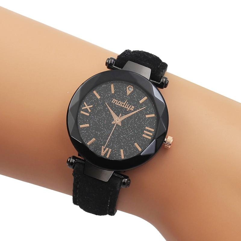Newest Women Watches Luxury Brand Geneva Star Watch Quartz Dress Lady Wristwatch relogio feminino Fashion Casual Clock Hot Sell