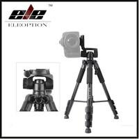New Q111 Professional Camera Tripod Aluminum Alloy Photo Tripod With Q08 Rocker Arm Ball Head For
