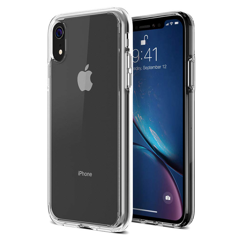Ultra thin Clear Transparent TPU Silicone <font><b>Case</b></font> For <font><b>iPhone</b></font> XS MAX <font><b>XR</b></font> 6 7 6S Plus Protect Rubber Phone <font><b>Case</b></font> For <font><b>iPhone</b></font> 8 7 Plus image