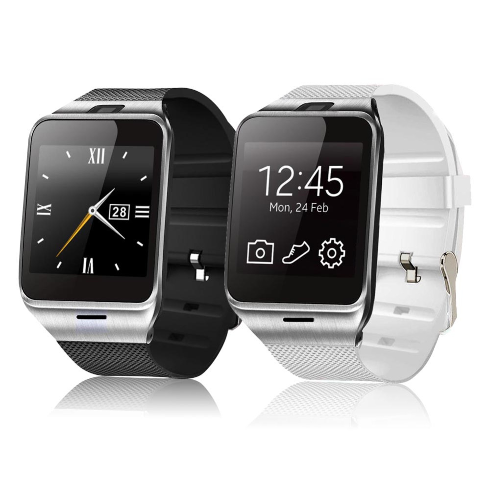 DZ09 GV18 Smart watch Android Bluetooth Health Montre Connecter Pedometer Camera mp3 player font b Smartwatch