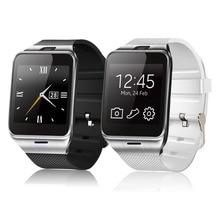 Dz09 gv18 smart watch android bluetooth gesundheit montre connecter schrittzähler kamera mp3-player smartwatch unterstützung sim-karte pk gt08