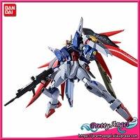 Genuine BANDAI SPIRITS Tamashii Nations METAL Robot Spirits Mobile Suit Gundam SEED Destiny Destiny Gundam Action Figure