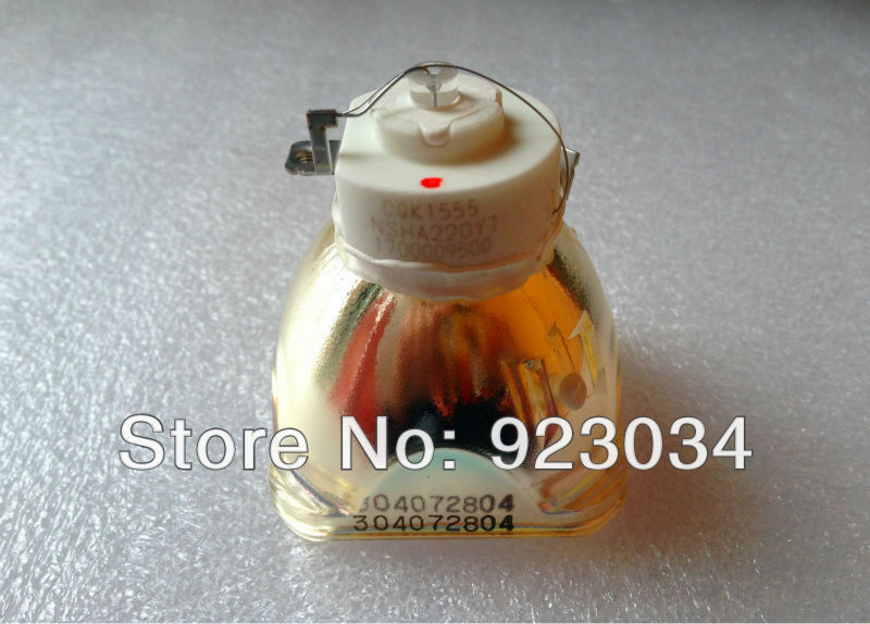 LV-7365 replacement lamp for CANON LV-LP30 / 2481B001AA original bare bulb