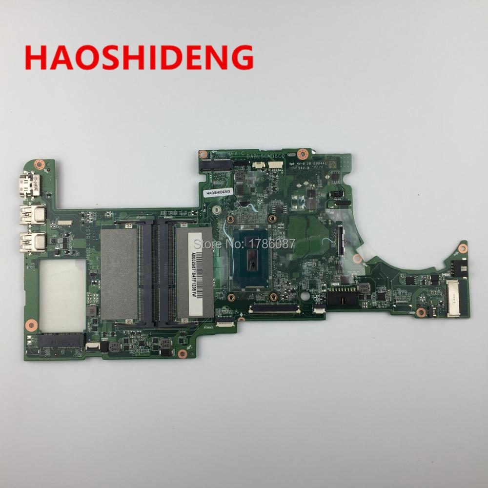 A000298710 DABLSCMB8C0 For Toshiba Satellite P55W P55W-B P55W-B5112 series Motherboard with i7-5500U,All functions fully Tested!