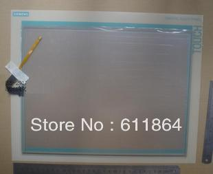 ФОТО New 6AV6545-0DB10-0AX0 MP370-15 Inch Touch Screen+Touch Mask