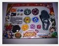 4 шт./компл. Toupie Beyblade Арена Волчок Metal Fight Beyblad Набор Beyblade Металл Fusion Детям Подарки Классические Игрушки Pegasus