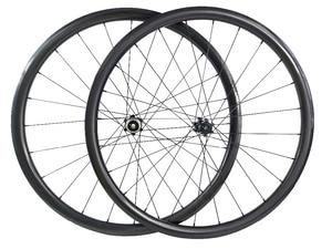 Image 3 - 29er 650B MTB XC tubeless carbon wheelset 29in straight pull wheels 30X30 30X25 28X25 28X28 UD 3K 12K 24H 28H SHN 10s 11s XD XX1