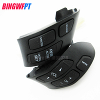 2pcs Lot Auto Replacement Part 35880 SDB A01ZA 35880 SDB A01 Front Steering Wheel Audio Control