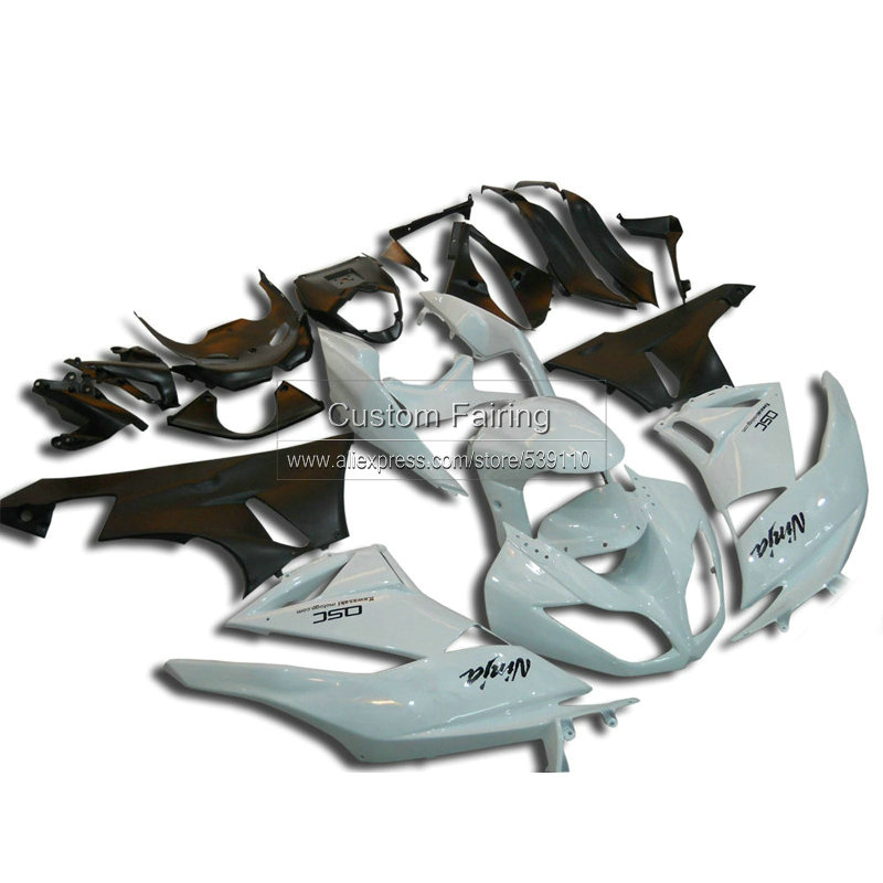 Motorcycle parts for Kawasaki ZX6R ZX-6R Ninja 09 12 2009 2010 2012 fairings fairing kit xl41 hot sales for kawasaki ninja kit zx6r 09 10 11 12 zx 6r 636 zx636 2009 2012 zx 6r motorcycle fairings parts injection molding