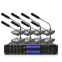 Hot Selling Wireless Mic Professional Wireless Microphone System R U8000 High Quality Wireless Microphone