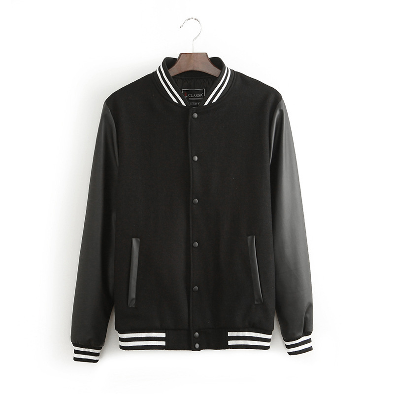 Popular Wool Baseball Jacket-Buy Cheap Wool Baseball Jacket lots ...