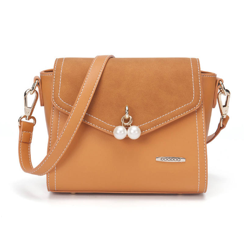 NEW Leather Women Handbag Fashion Design Shoulder Bag Female Pearl Flap Envelope Shoulder Bag Crossbody Bag Ladies Messenger Bag  fashion design bee metal pearl pu leather chain ladies shoulder bag handbag flap purse female crossbody messenger bag 5 colors
