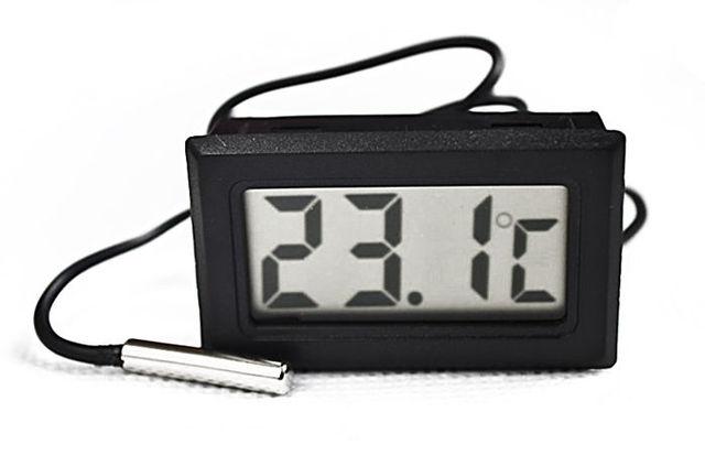 Kühlschrank Thermometer : Freies verschiffen digitale sonde embedded thermometer kühlschrank