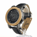 BOBO BIRD M06 Kinetic Design Mens Watches Top Brand Luxury Mechanical Watches with 30 Meters Waterproof as Gift for Boy Friend