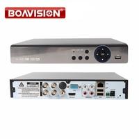 5 IN 1 CCTV DVR NVR XVR 4Ch 8Ch 1080P 3MP 5MP Hybrid Security DVR Recorder