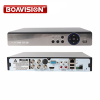 5 IN 1 4MP AHD DVR NVR XVR CCTV 4Ch 8Ch 16Ch 1080P 3MP 5MP Hybrid Security DVR Recorder Camera Onvif RS485 Coxial Control P2P