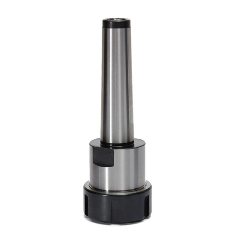 10pcs/set MT3 M12 ER32 Collet Chuck Morse Taper Holder + ER32 Spring Collets For CNC Lathe Milling Tool