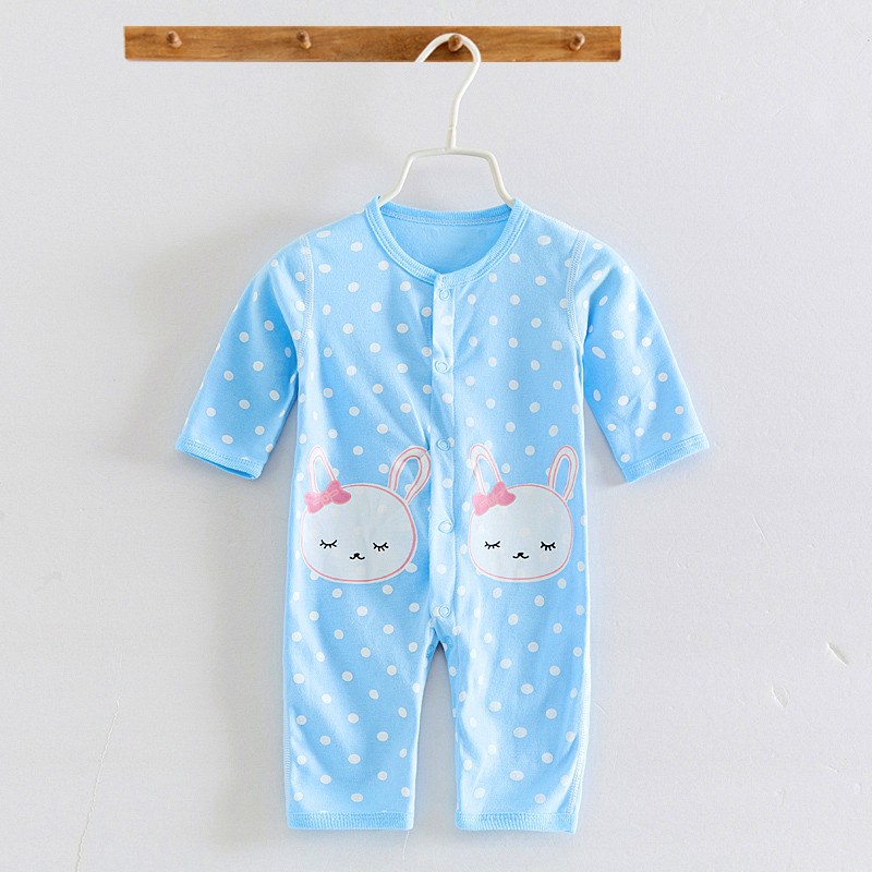 Baby Rompers Long Sleeve Baby Girl Clothing Jumpsuits Children Autumn Clothing Set Newborn Baby Clothes Cotton Baby Rompers 18M hhtu baby rompers jumpsuits baby girls clothing children autumn newborn baby clothes cotton long sleeve climb clothes