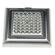 12 V 42 светодиодный белый автомобиль светодиодный автомобиля Крытый крыши Потолок ствол лампы Интерьер Купол света высокой Мощность лампочка для салона авто лампы