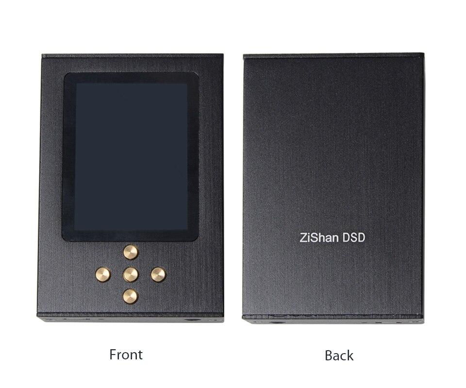 Zishan DSD AK4497EQ profesional música sin pérdidas MP3 HIFI fiebre portátil sin pérdidas reproductor de música AK4497EQ DSD difícil solución AK4497 - 4