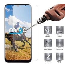 De vidrio templado para Samsung Galaxy A50 A10 pantalla cristal protector para Samsung A30 A40 A10 A20 M30 M20 A20e M10 A60 A10 A70 A50