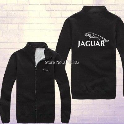 Winter autumn Jaguar coupe car race sweatshirt fans on the new ...