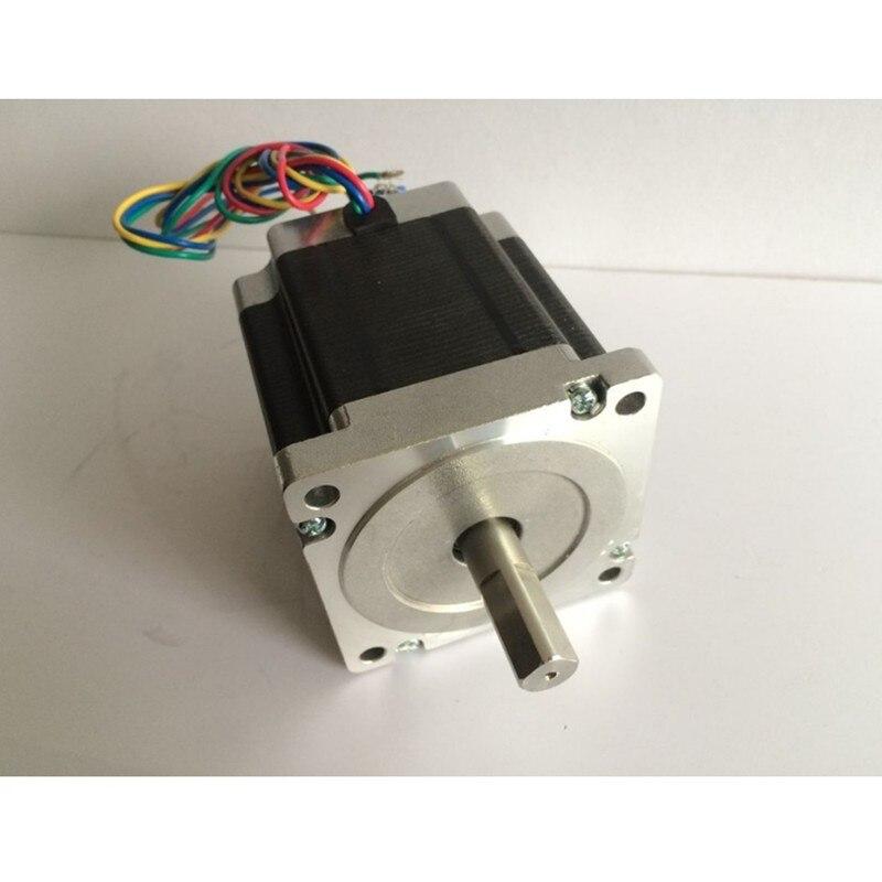 1 pc 1.8 degrés NEMA23 57HS82-3004 2.1N.m 3A Nema 23 moteur 298 oz-in pour imprimante 3D pour CNC gravure fraiseuse