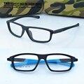 2017 TR90 полный кадр очки спортивные очки ультра-легкие очки мужчины анти излучения очки компьютерные очки óculos де грау
