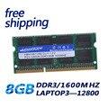 KEMBONA Momery модуль для ноутбука DDR3 8 Гб DDR3 8 Гб 1600 МГц, оперативная память для MacBook, Mac Mini, с процессором, ОЗУ для ноутбука на 8 ГБ, 1600 МГц, с процессор...