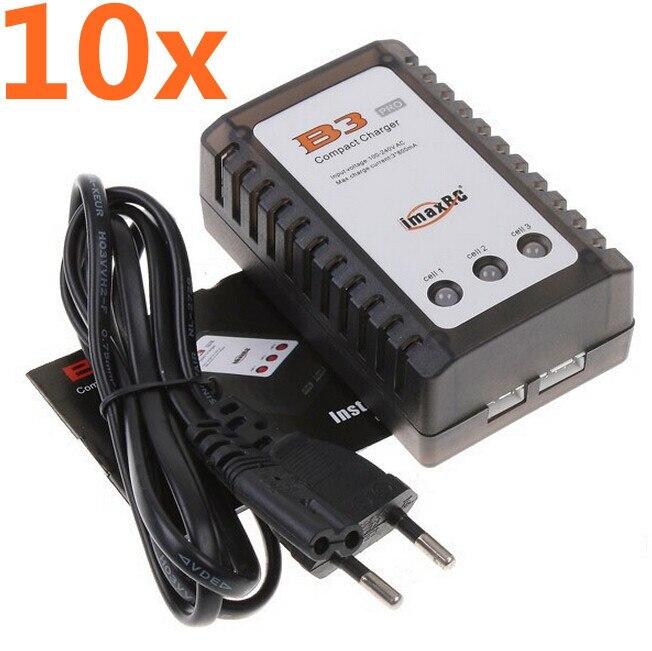 iMax B3 Pro Compact Balance Charger for 7.4V-11.1V RC Lipo Batteries US Plug