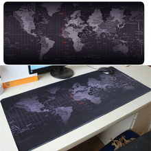 New Arrivel Speed Version Large font b Gaming b font Mouse Pad Old World Map Mousepad