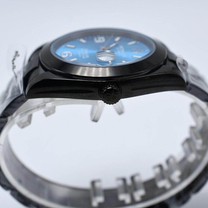 HTB1uzGZXBjTBKNjSZFDq6zVgVXao Silver Watch | Fashion PETER LEE Nautilus | Brand Luxury Full Steel Bracelet Waterproof Automatic Mechanical Business Clocks Classic Dial 38mm Mens Watch
