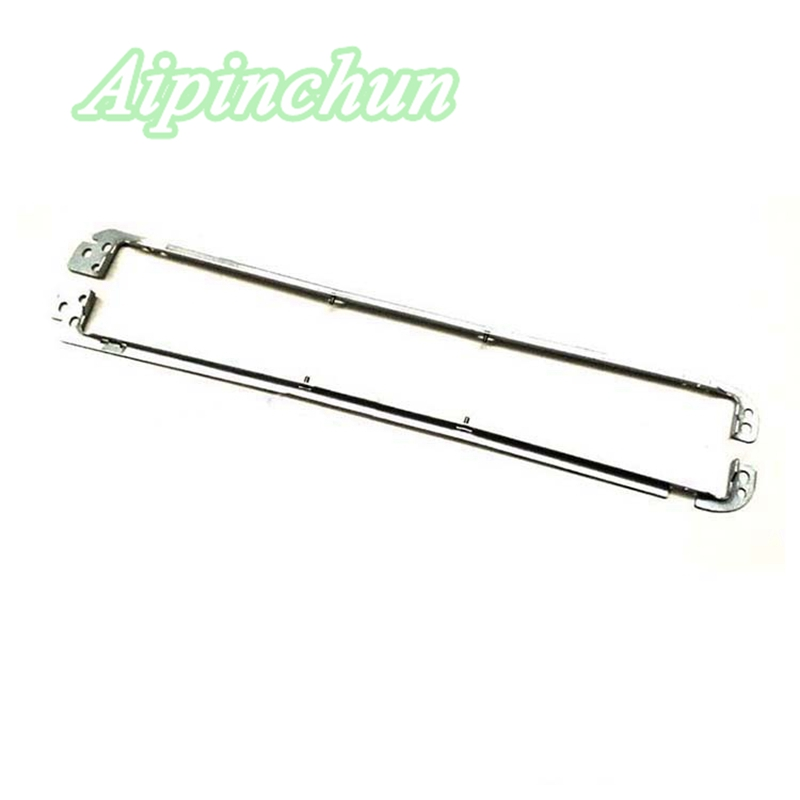 Aipinchun New Laptop LCD Rails Hinges For Dell XPS 15