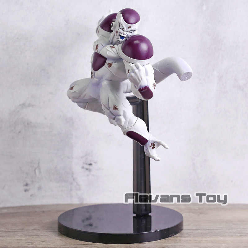 FABRICANTES de Super Saiyan Goku Banpresto Dragon Ball SUPER JOGO/Full Power Freeza PVC Action Figure Toy Collectible