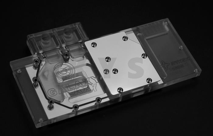 Bykski N-GY98-X for GALAXY Ginwrd GTX 960/970/980 VGA Water Cooling Block bykski n gy1080hof x vga water cooling block for galaxy gtx 1080 1070 hof