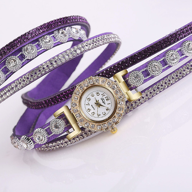 Aimecor Women Bracelet Watch Fashion Casual Analog Quartz Women Rhinestone Watch relogio feminino