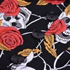 Vintage Skull Print Rockabilly Dress 3